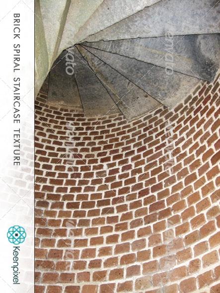 Brick Staircase Texture - Industrial / Grunge Textures