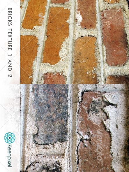 Bricks Texture Pack - Industrial / Grunge Textures
