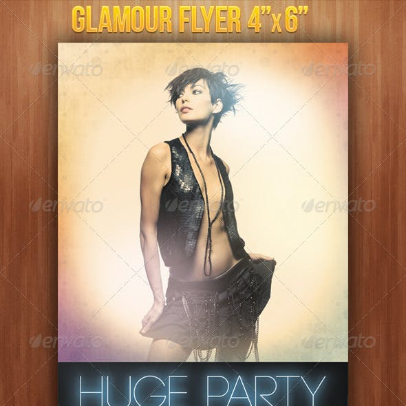 Glamour Flyer