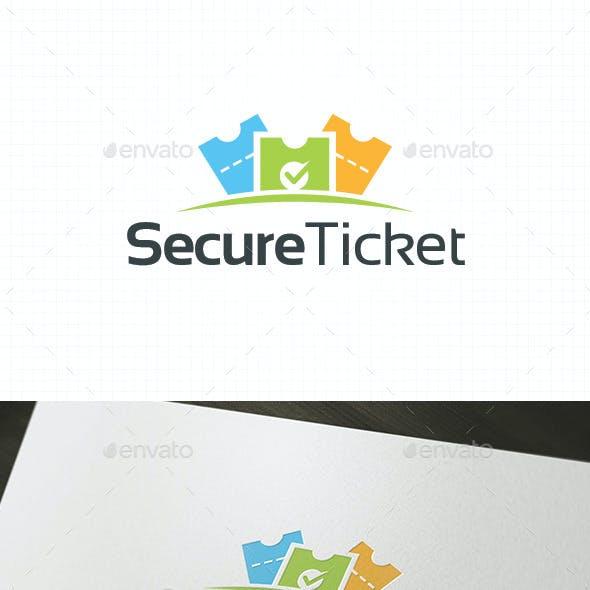 Ticket Logo Template