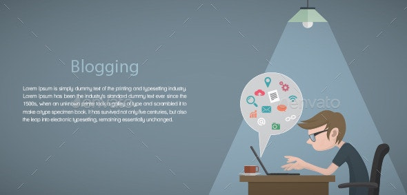 Blogging - Web Technology