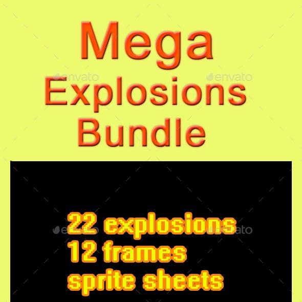 Mega Explosions Bundle