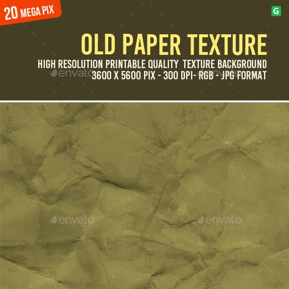 Old Paper Texture 090