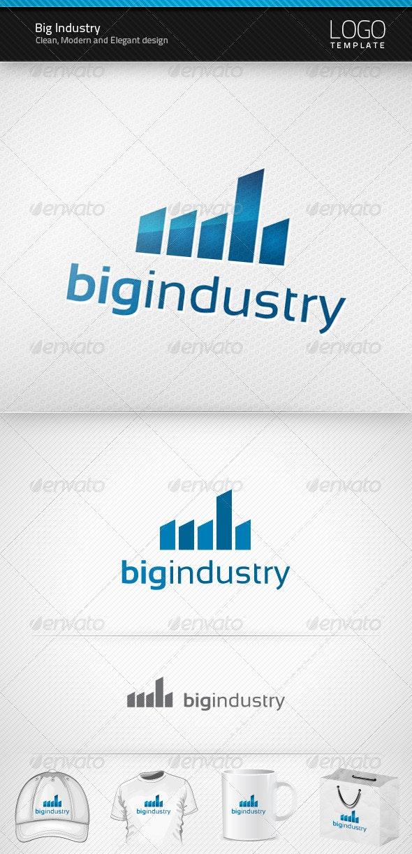 Big Industry Logo - Objects Logo Templates