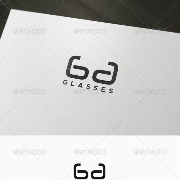 Glasses - Lenses Logo