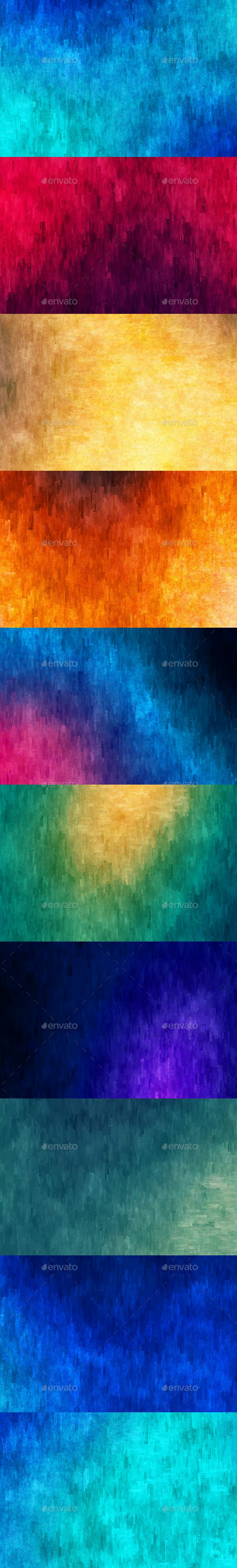 10 Grunge Backgrounds - Backgrounds Graphics