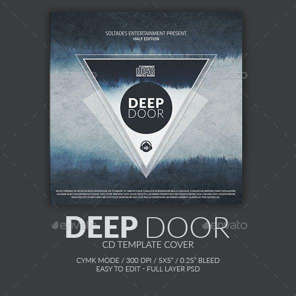 Deep Door CD Cover Template
