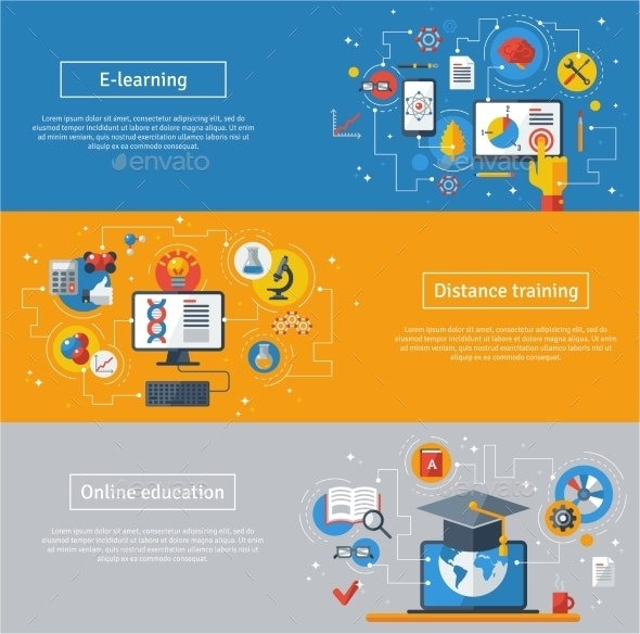 Education Banners - Communications Technology