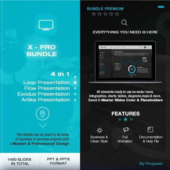 X Pro Bundle Powerpoint