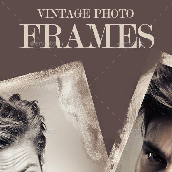 Vintage Photo Frames V1