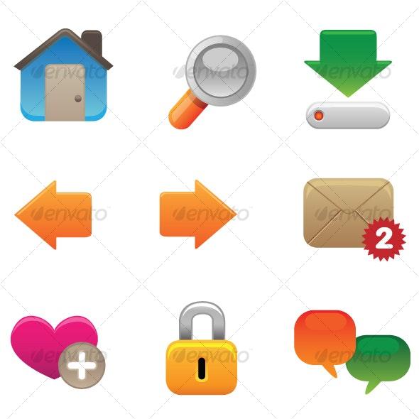 iconseto - Web Icons