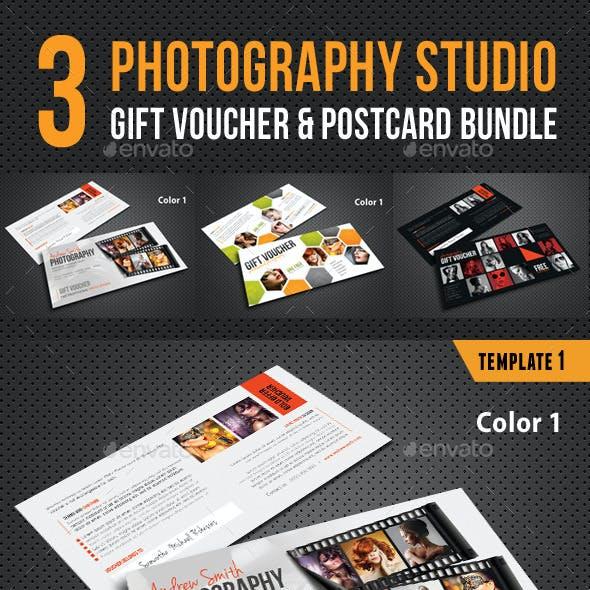 3 in 1 Photography Studio Gift Voucher Bundle 03