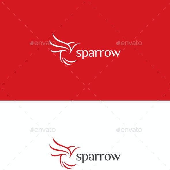Sparrow & Bird Logo