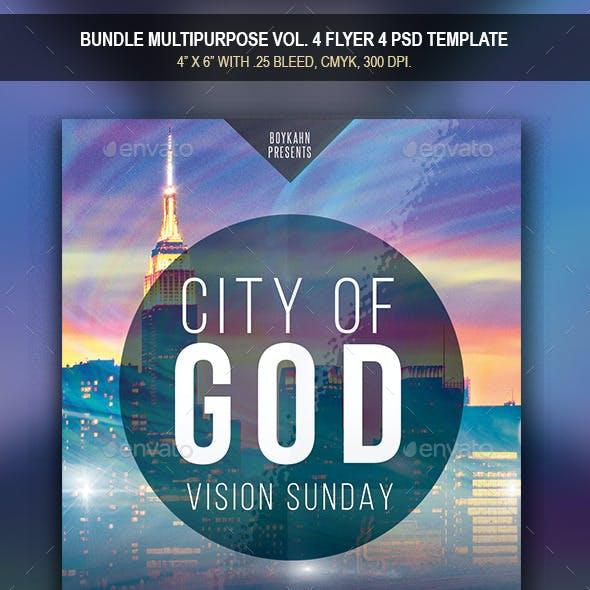 Bundle Multipurpose Vol. 4