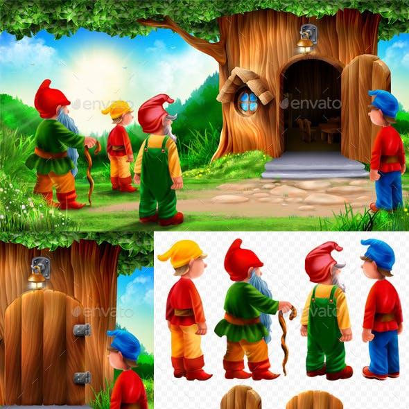 Gnomes and Tree