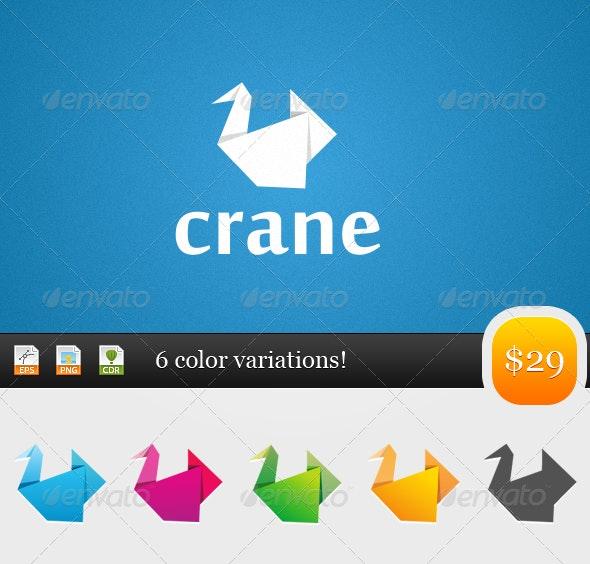 Crane - Abstract Logo Templates