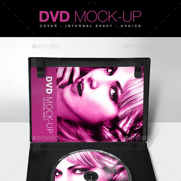 DVD Mock-up