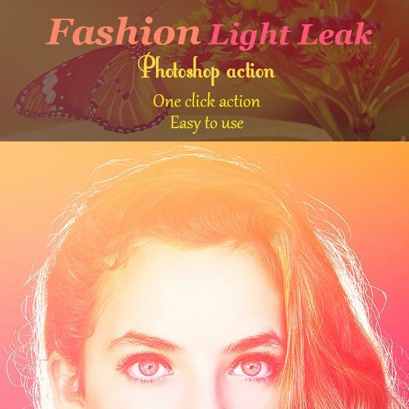 Fashion Light Leak