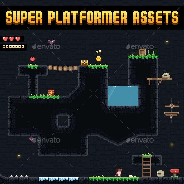 Super Platformer Assets