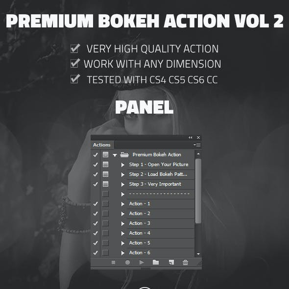 Premium Bokeh Action Vol 2