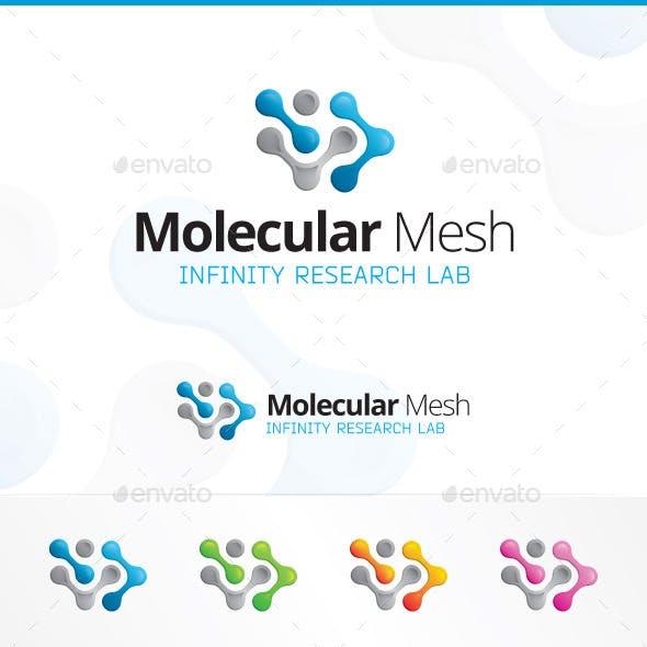 Molecular Mesh Logo
