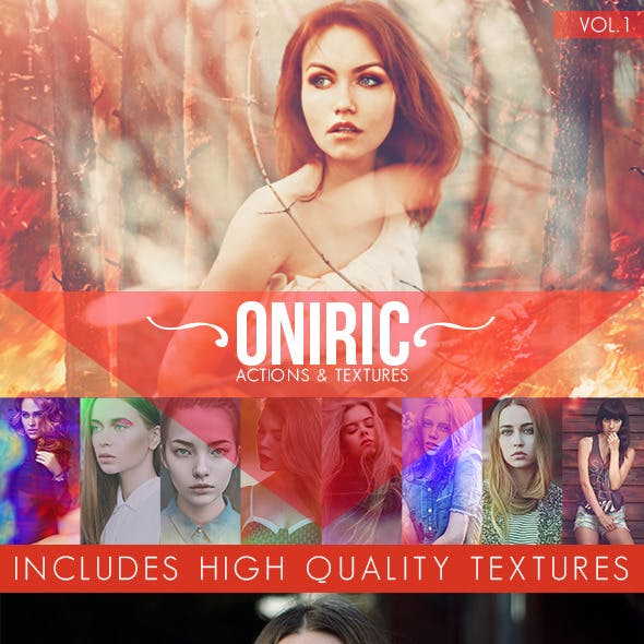 Oniric Actions and Textures Vol.1