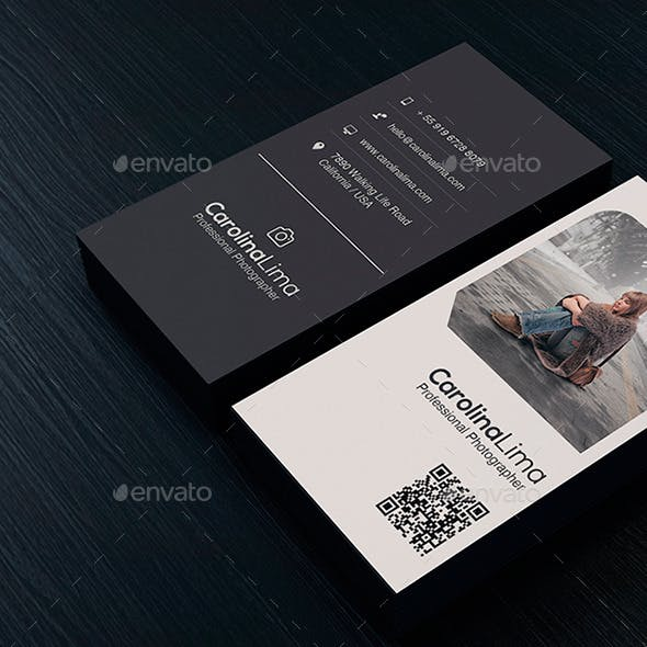Business Card Vol. 21