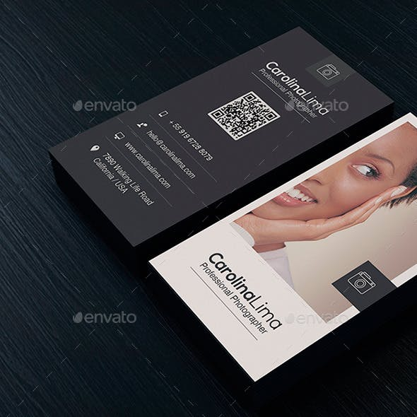 Business Card Vol. 27