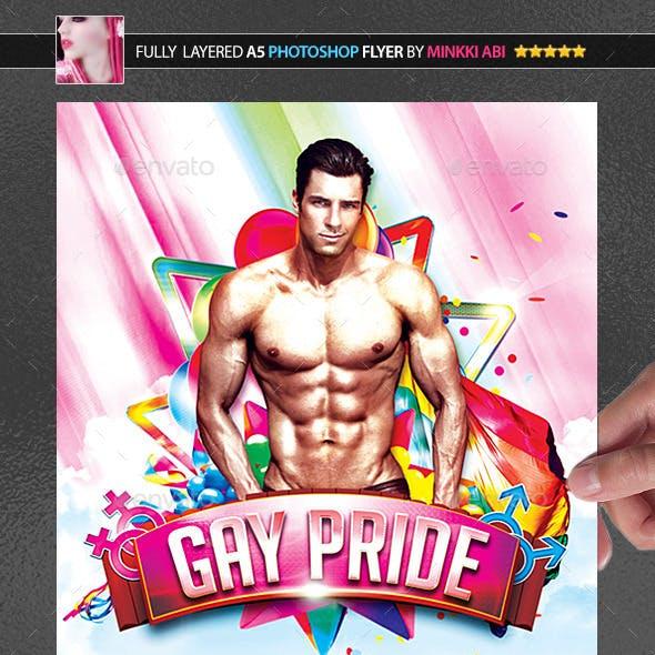 Gay Pride Poster/Flyer