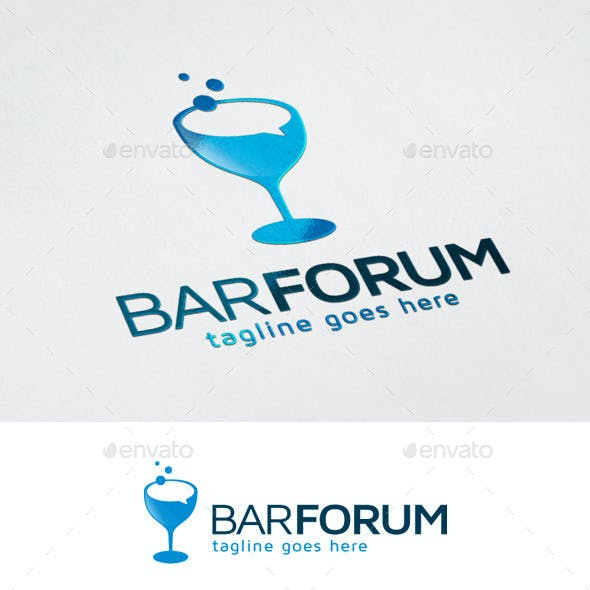Bar Forum - Talk Community Logo