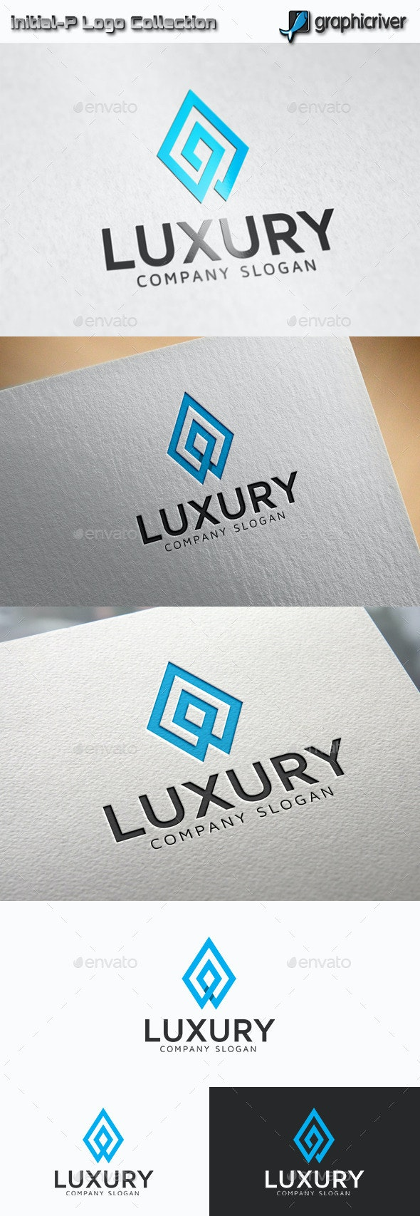 Luxury logo - Abstract Logo Templates