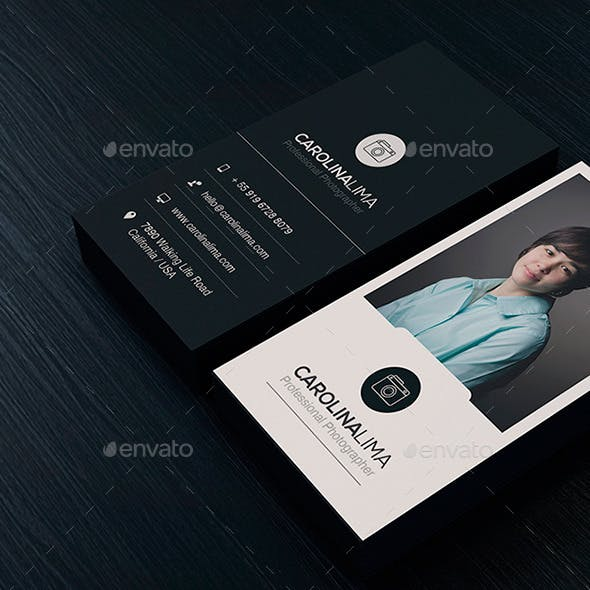 Business Card Vol. 28