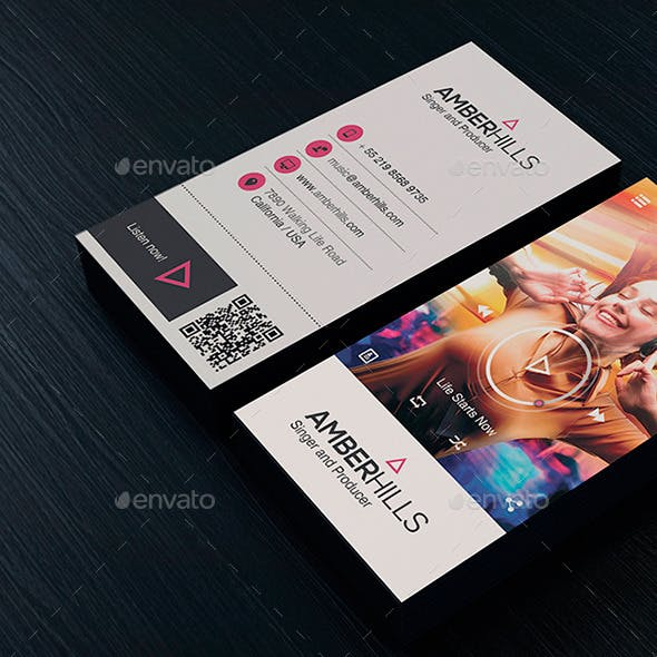 Business Card Vol. 11