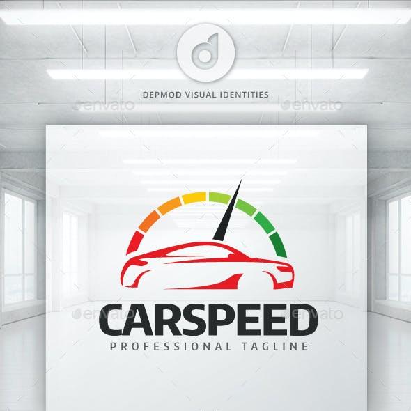 Car Speed Logo