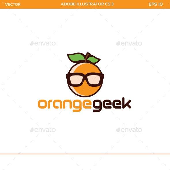 Geek Orange Logo