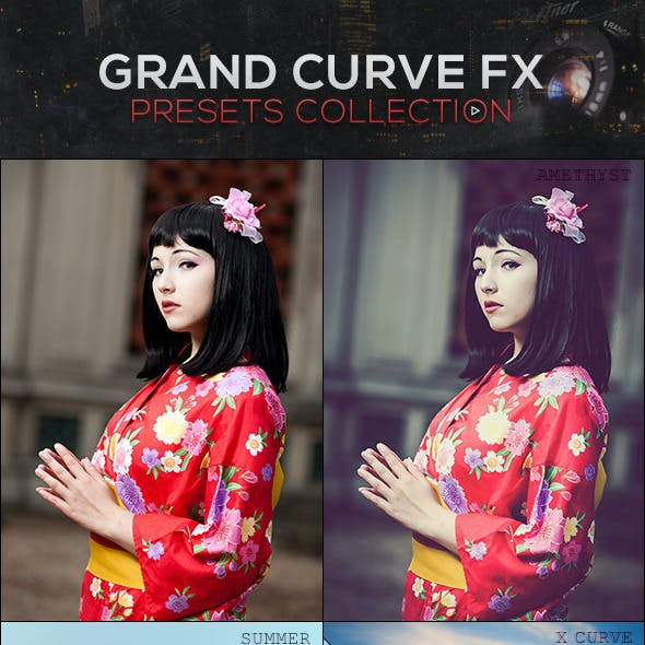Grand Curve Fx Lightroom Presets