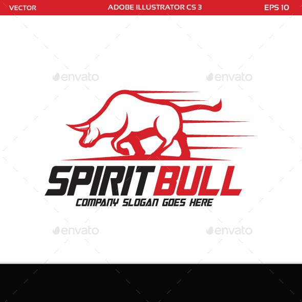 Spirit Bull Logo