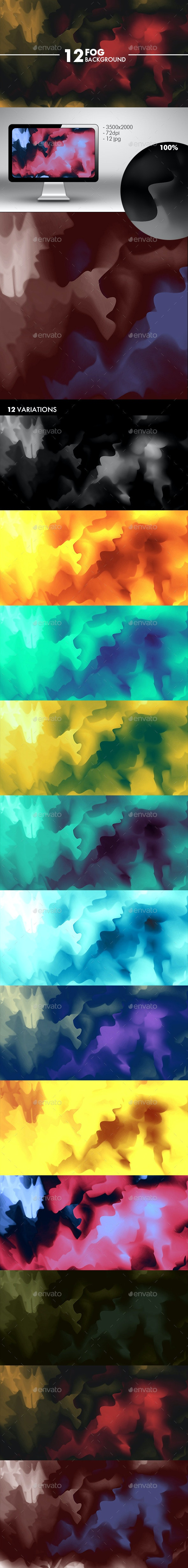 Fog Background - Abstract Backgrounds