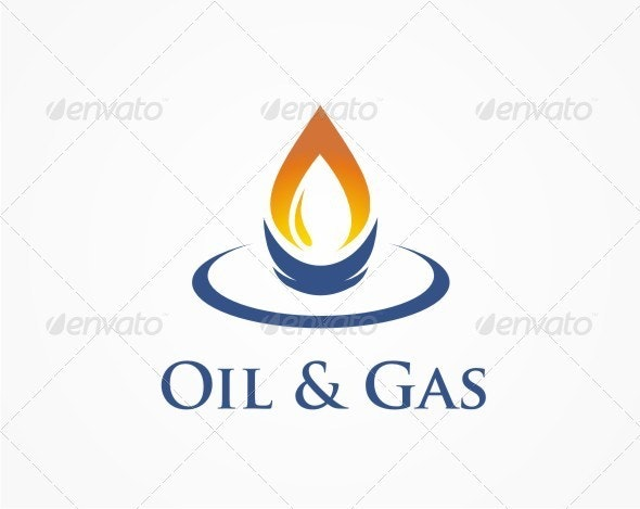 Oil and Gas Logo - Nature Logo Templates