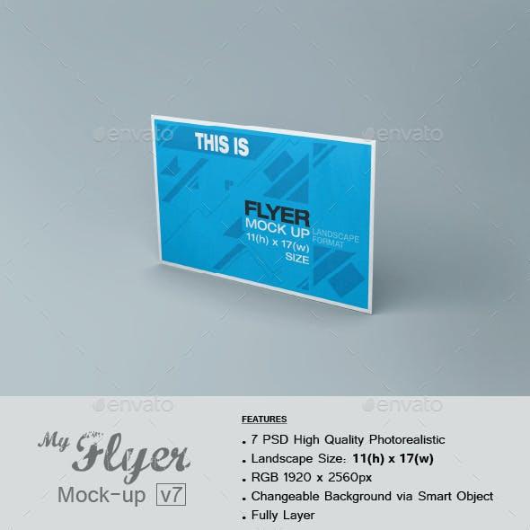 Flyer Mock-up v7