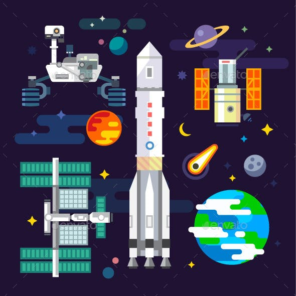 Space Industry Elements