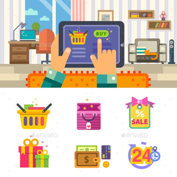 Shopping In Internet