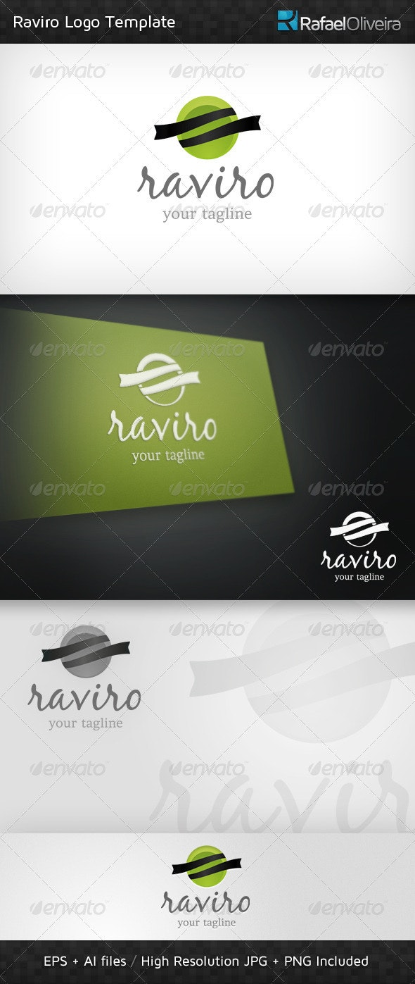 Raviro Logo Template - Abstract Logo Templates