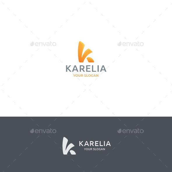 K Logo Graphics Designs Templates From Graphicriver