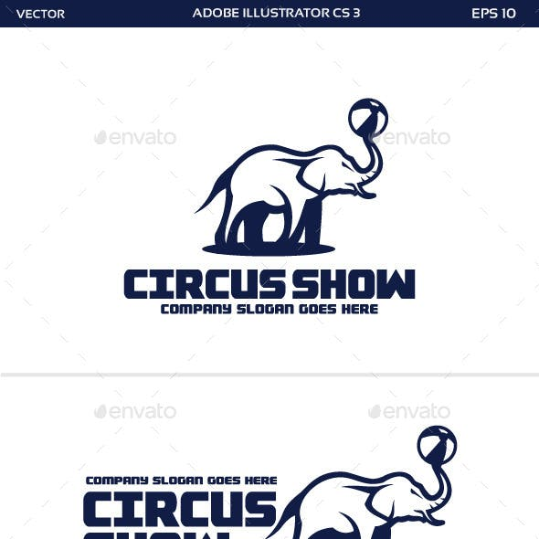 Circus Show Logo