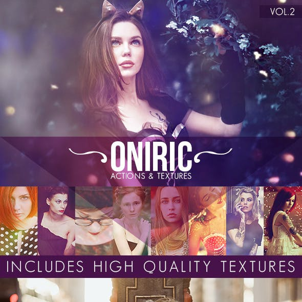 Oniric Actions and Textures Vol.2