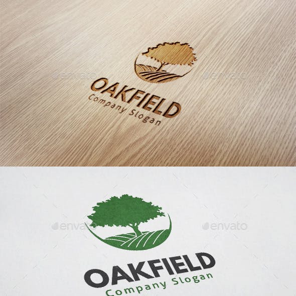 Oak Field Logo