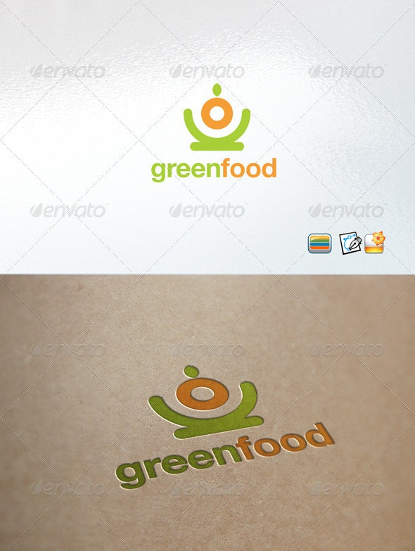 greenfood - Food Logo Templates