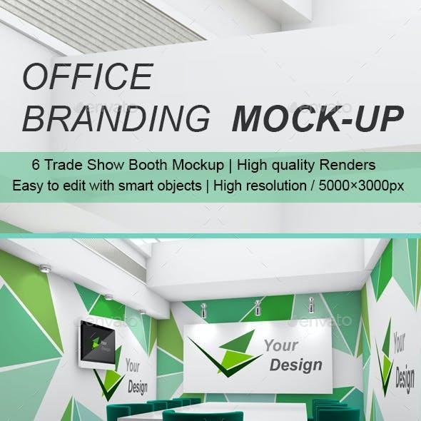 Office Branding Mock-up