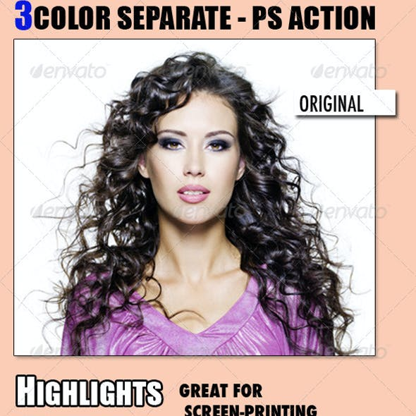 3 Color Seperate